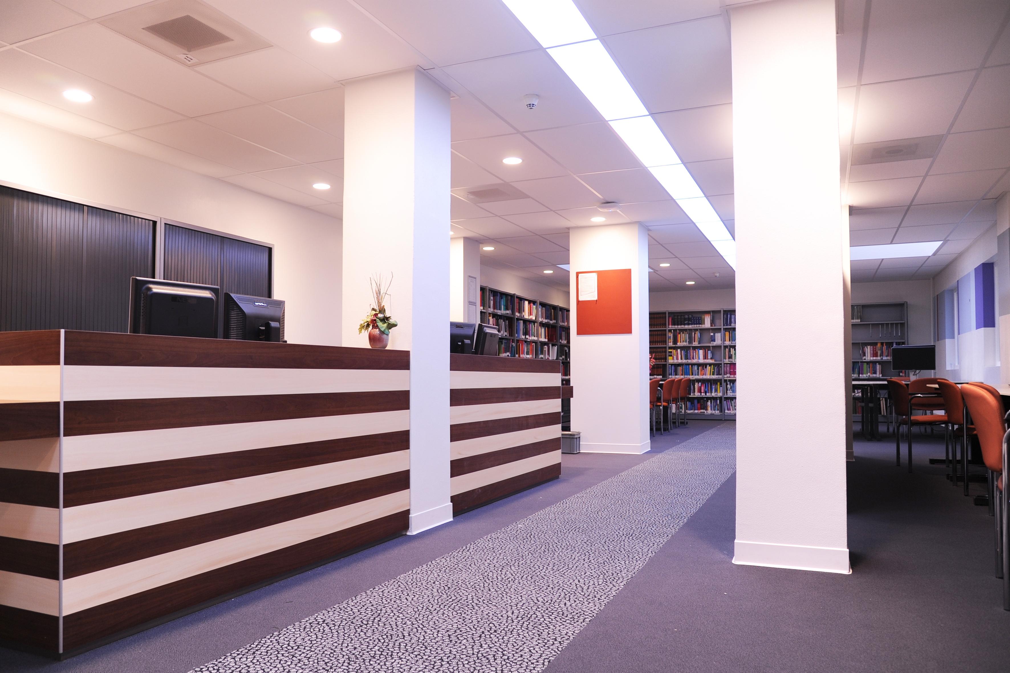 Medische bibliotheek Elkerliek ziekenhuis
