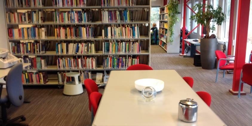 Bibliotheek Parnassia Academie